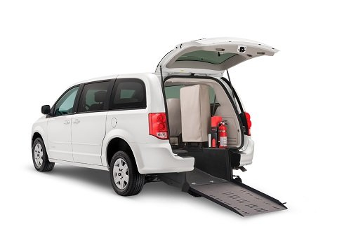 Rear Entry Mini Van Rentals by Florida Van Rentals