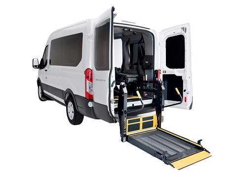 Wheelchair Transport Van Rental by Florida Van Rentals